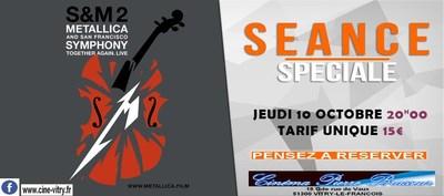 Concert : Metallica S&M 2