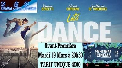 AVANT-PREMIÈRE LET'S DANCE