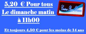 5,20 € LA PLACE